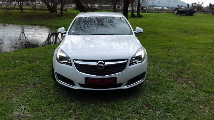 Opel Insignia Sports Tourer 1.6 CDTi Executive S/S