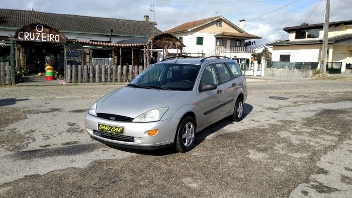 Ford Focus SW 1.4