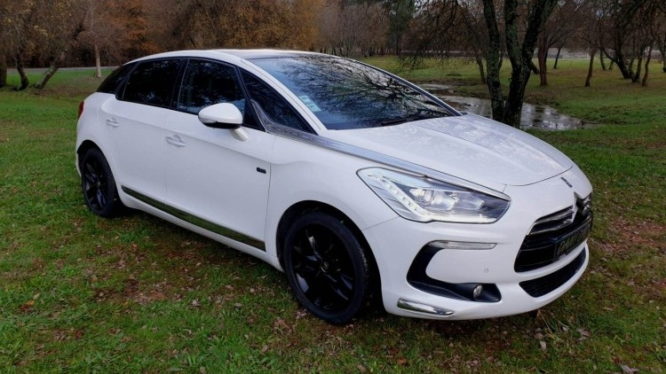 Citroën DS5 2.0 HDi Hybrid So Chic CMP6